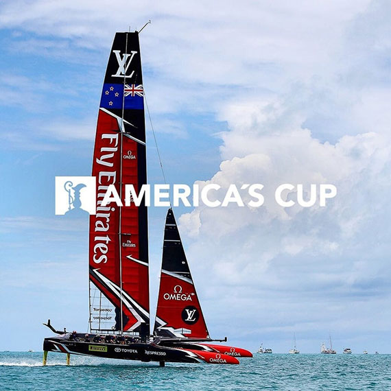Americas Cup - Digital Commerce Partner
