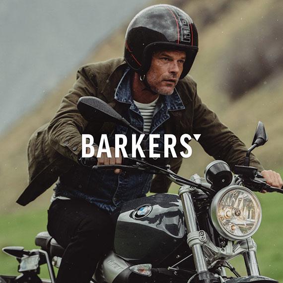 Barkers Menswear - Digital Commerce Partner