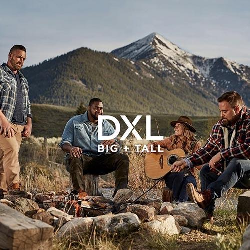 DXL Big & Tall - Digital Commerce Partner