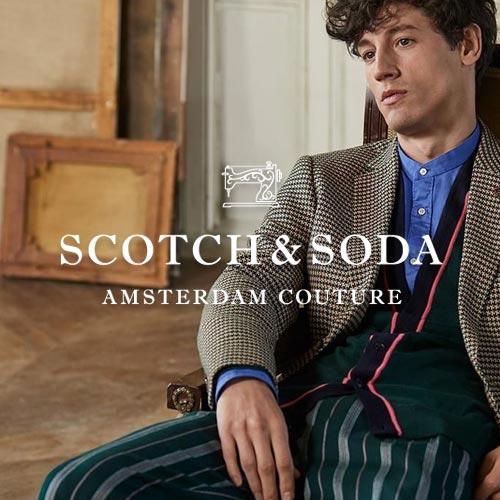 Scotch & Soda - Digital Commerce Partner