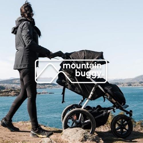 Mountain Buggy - Digital Commerce Partner