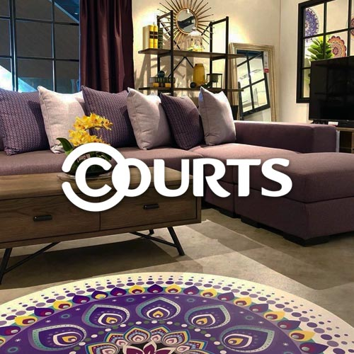 Courts Asia - Digital Commerce Partner