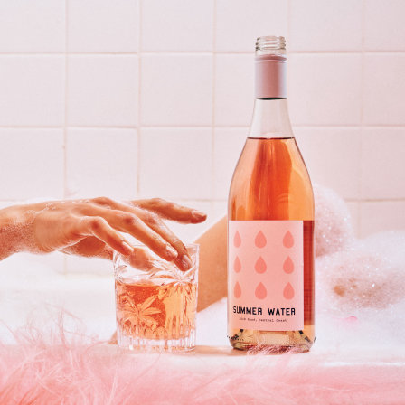 2018 Summer Water® Rosé 12303 by Winc wine subscription
