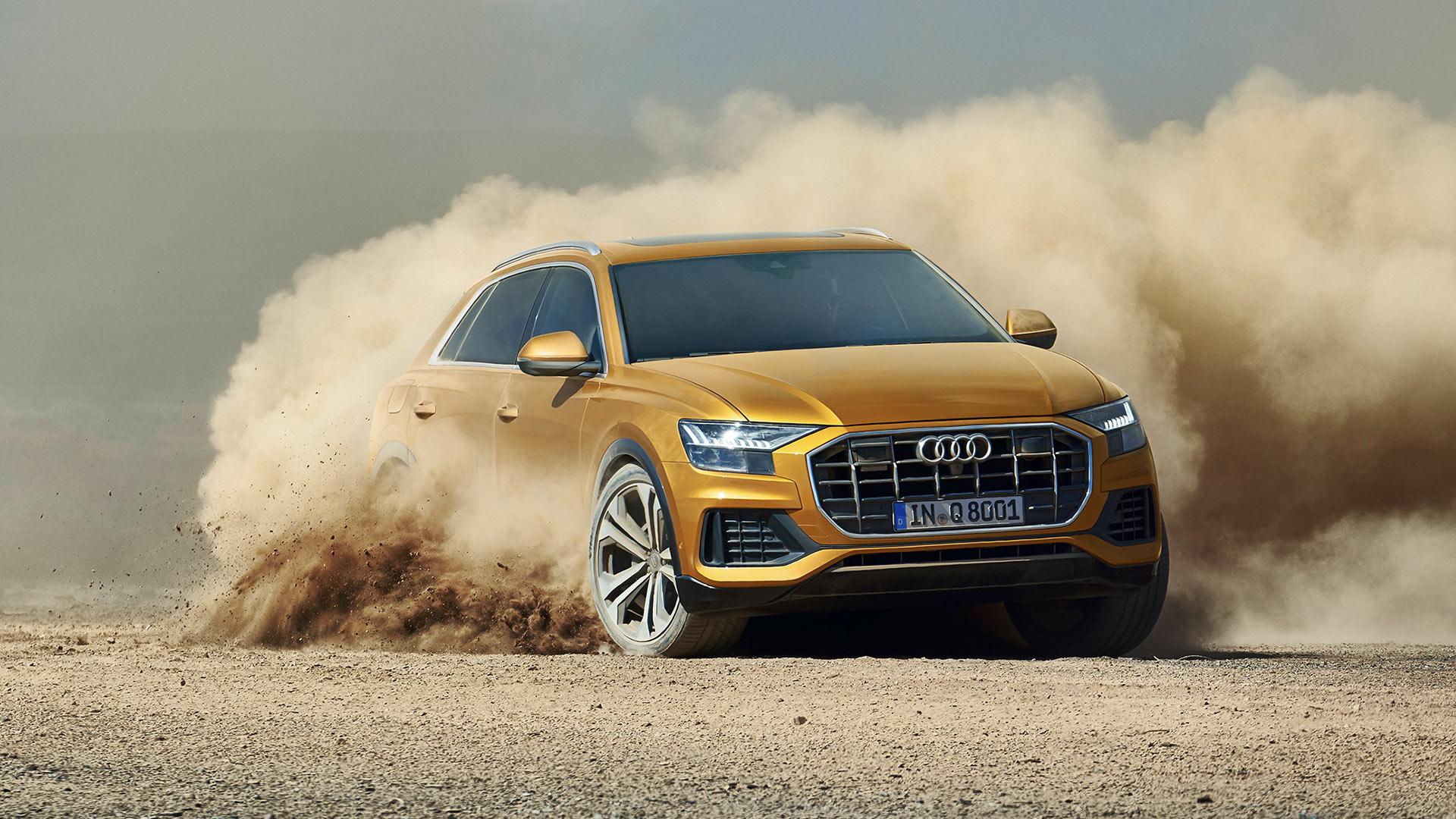 Eichbichler Der Audi Q8 Das Neue Gesicht Der Q Familie