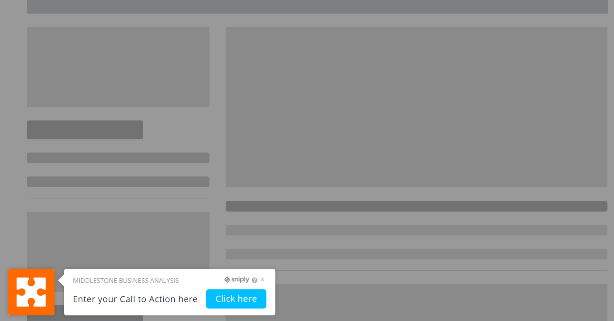 Automatically add a Call-to-Action to every social media post