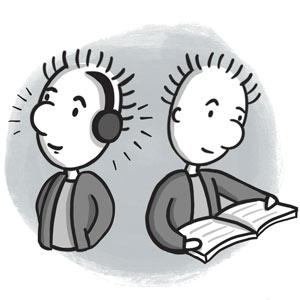 Reading and listening skills