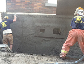concrete repairs and concrete repair contractors
