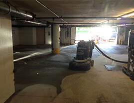 Parking garage specialists - structure repair and structural foundation repairs contractors Montreal Laval Longueuil Qc