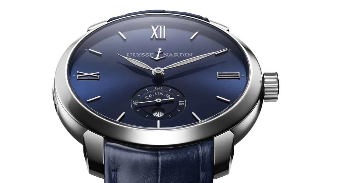 Ulysse Nardin Launches the 170th Anniversary Limited Edition Classico Manufacture