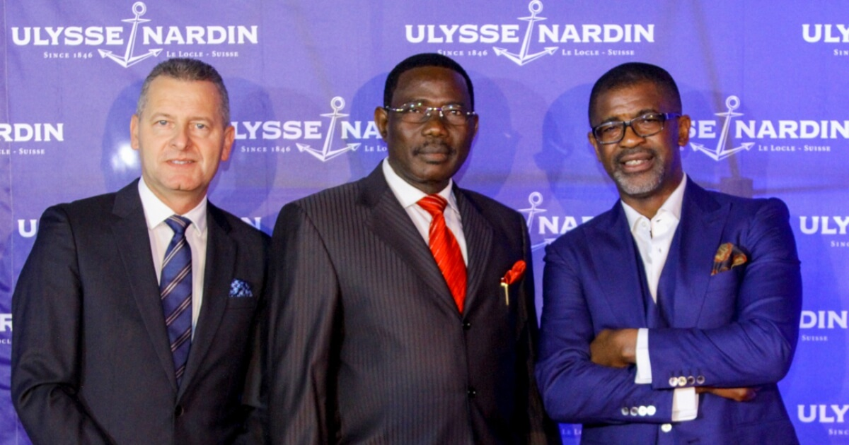 Ulysse Nardin opens a flagship Boutique in Abuja, Nigeria.