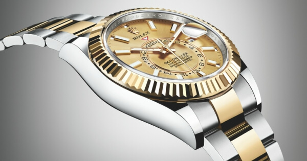 Rolex Oyster Perpetual Sky-Dweller Ref. 326933 and 326934