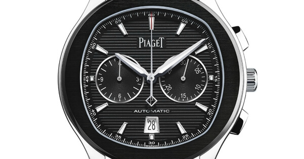 Piaget Polo S Back in Black