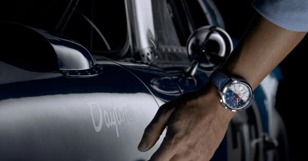 Baume & Mercier Clifton Club Shelby Cobra