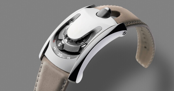 Laurent Ferrier and URWERK Arpal One