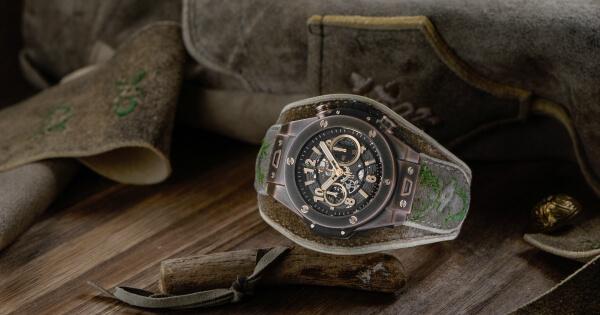 Hublot Launches Big Bang Bavaria In Bronze