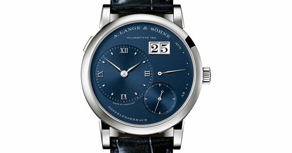 A. Lange & Sohne Blue Series