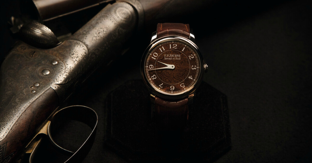 F.P. Journe Chronometre Holland & Holland