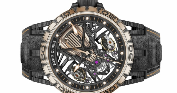 Roger Dubuis New Models For 2018