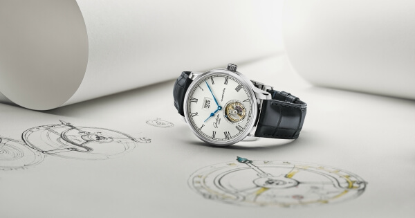 The Glashutte Original Senator Tourbillon Edition Alfred Helwig