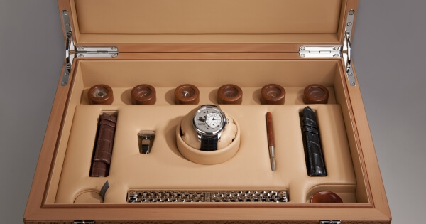 Farewell to the emblematic F.P. Journe Sonnerie Souveraine
