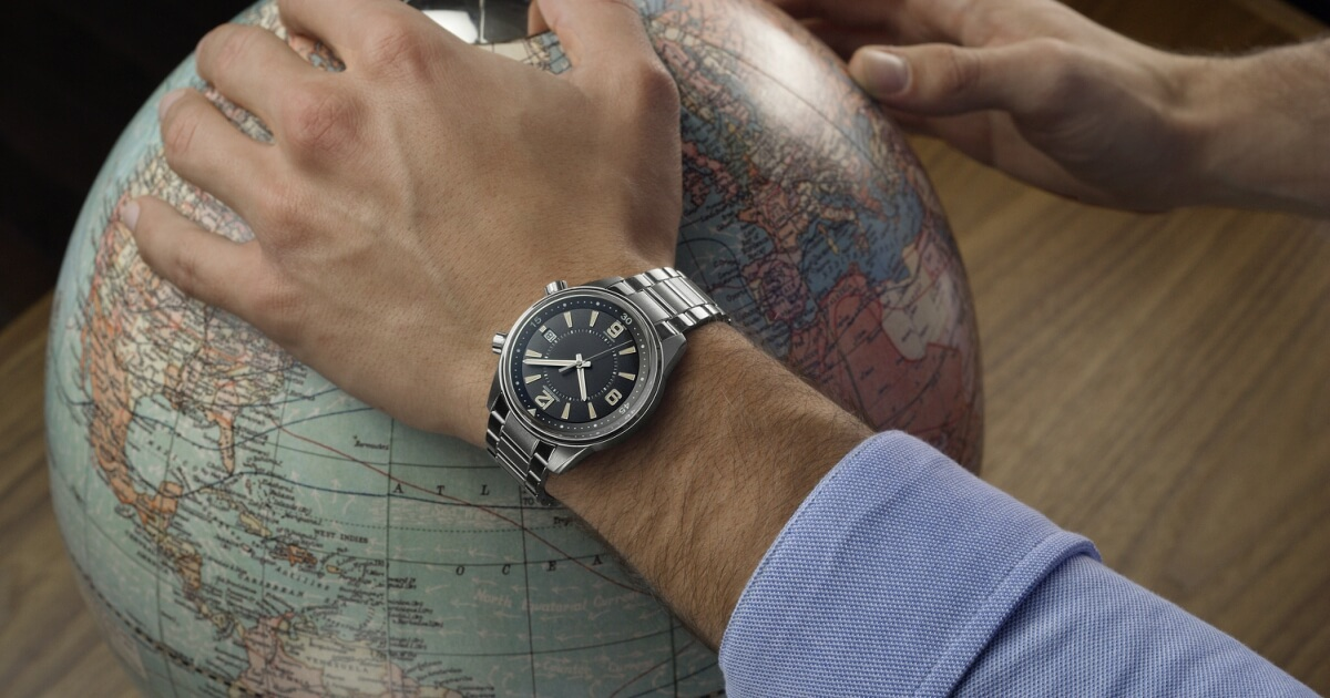 SIHH 2018: The New Jaeger-LeCoultre Polaris Collection