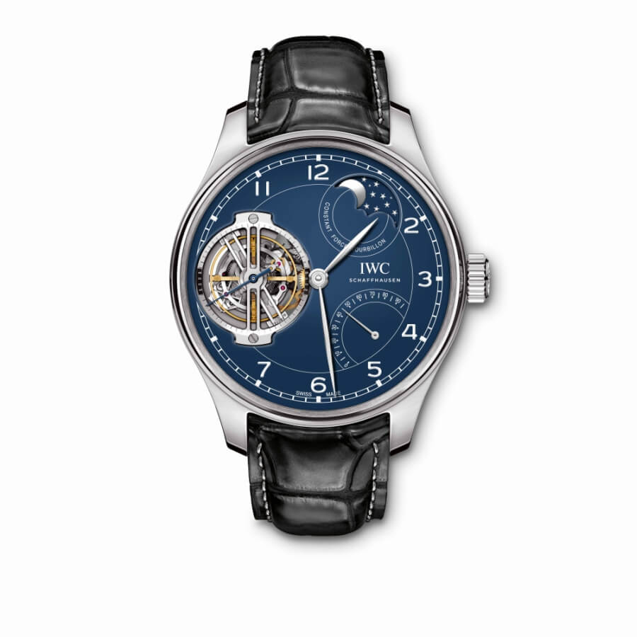 "IWC Portugieser Constant-Force Tourbillon Edition ""150 Years"" (Ref. 5902)"