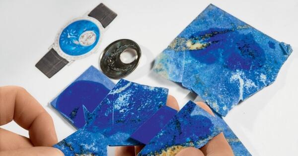 Piaget Art & Excellence Altiplano Stone Marquetry Tourbillon Sculpting Colour