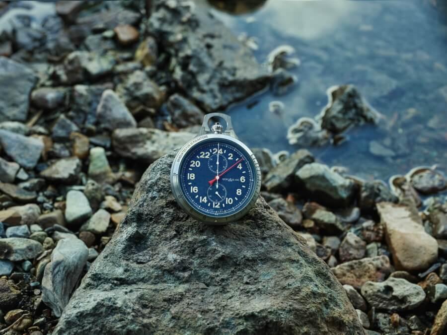 Montblanc Pocket Watch