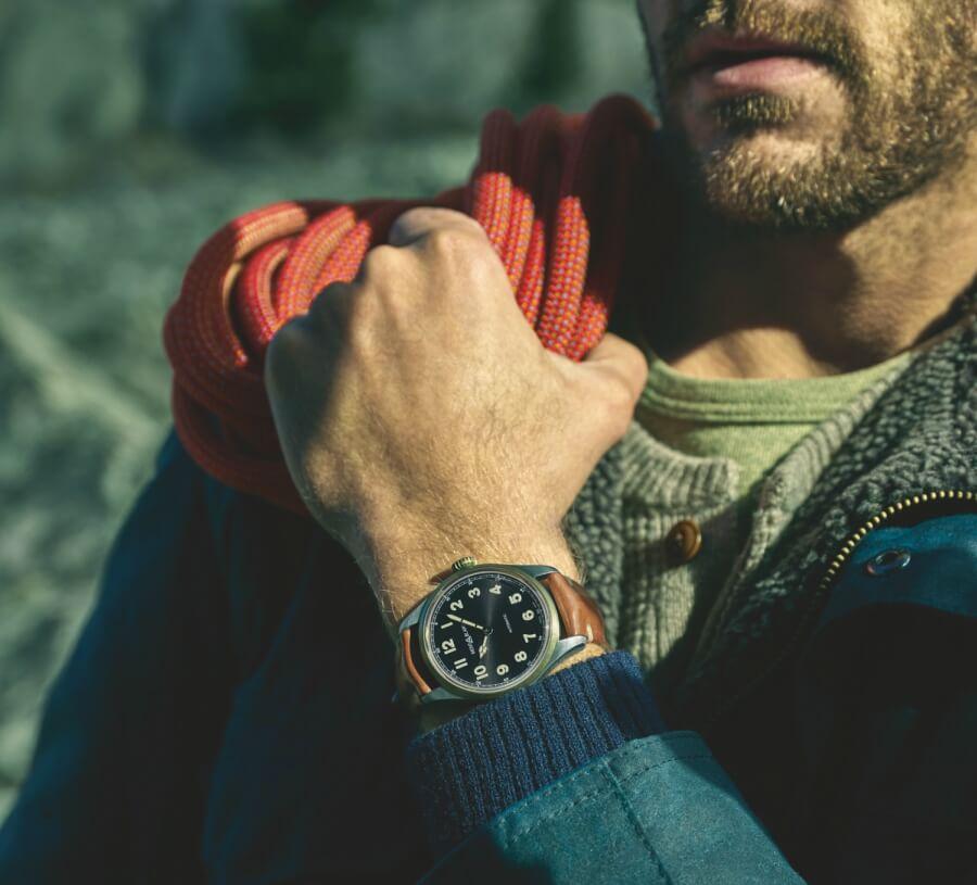 Testing Montblanc Watch