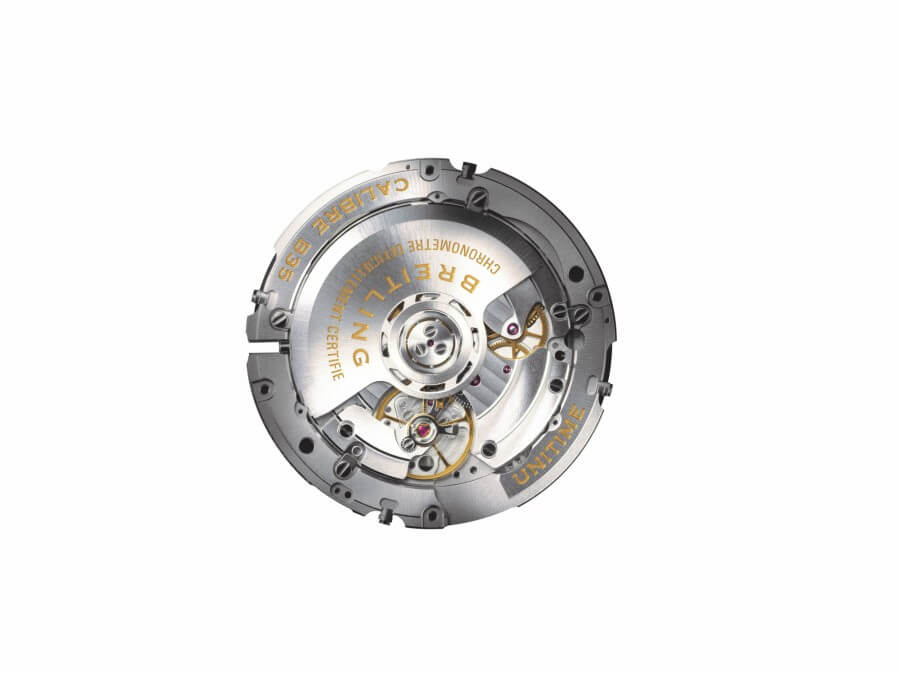 Breitling Manufacture Caliber B35