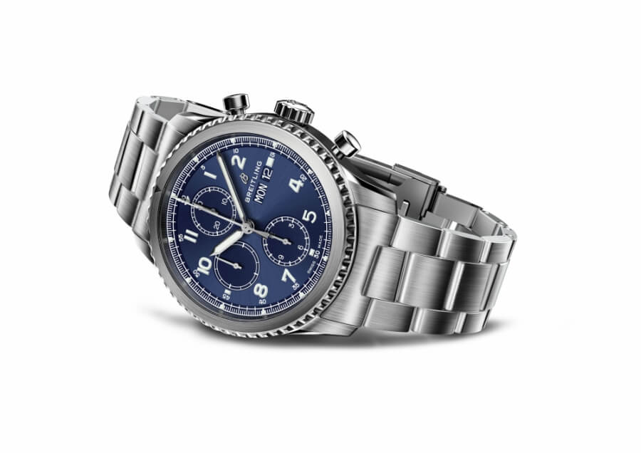 The New Breitling Navitimer 8 Chronograph
