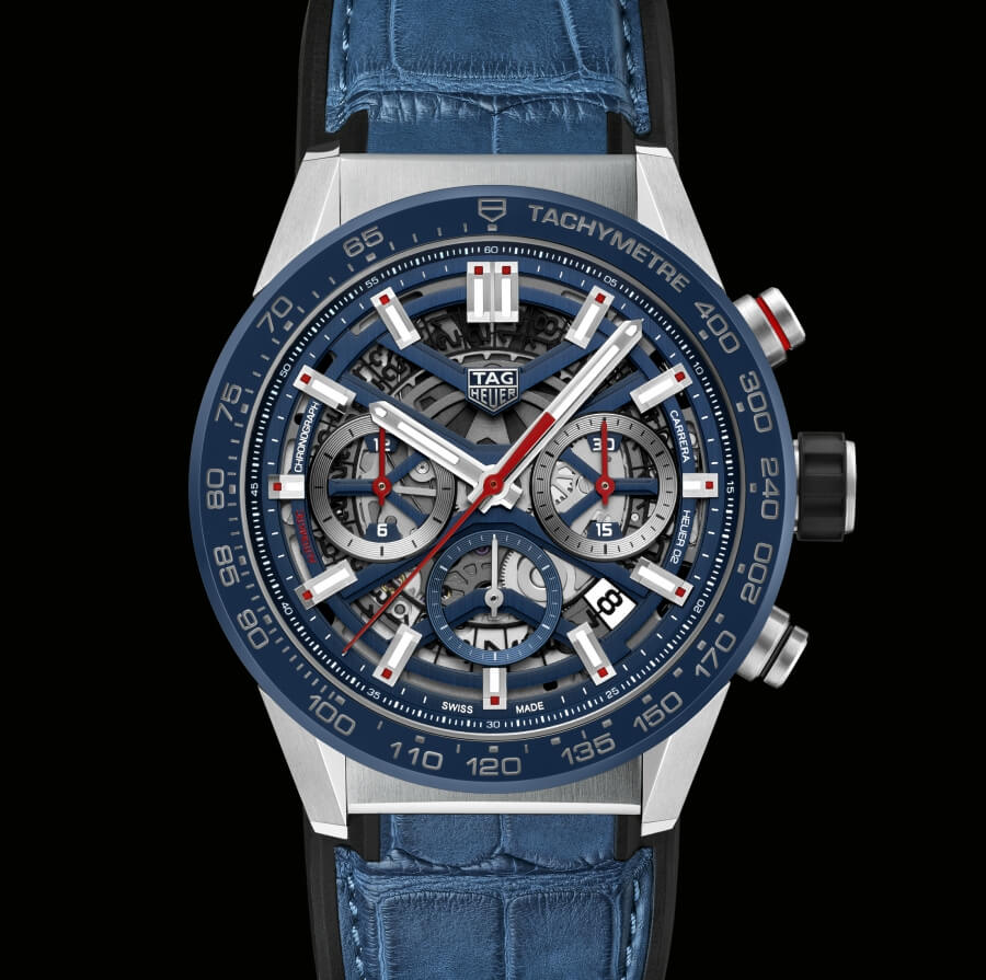 Tag Heuer Carrera In House Movement