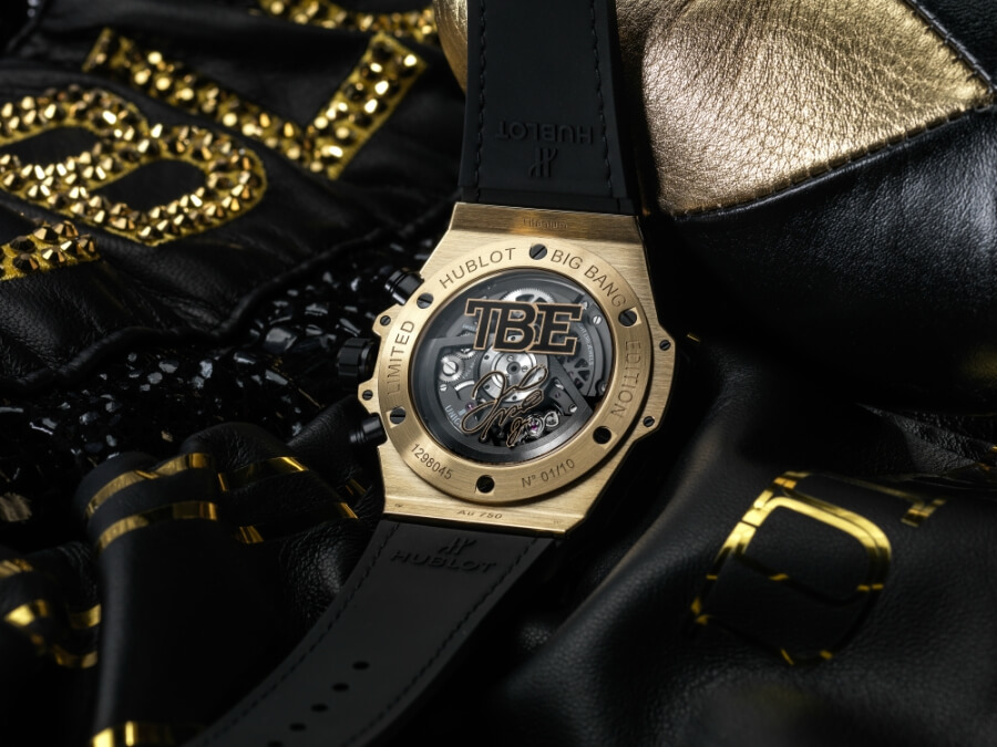 Hublot Big Bang Unico TMT Case Back