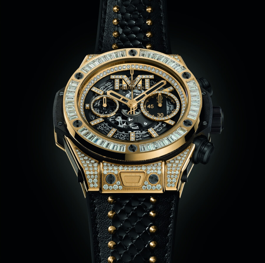 Hublot Big Bang Floyd  Mayweather