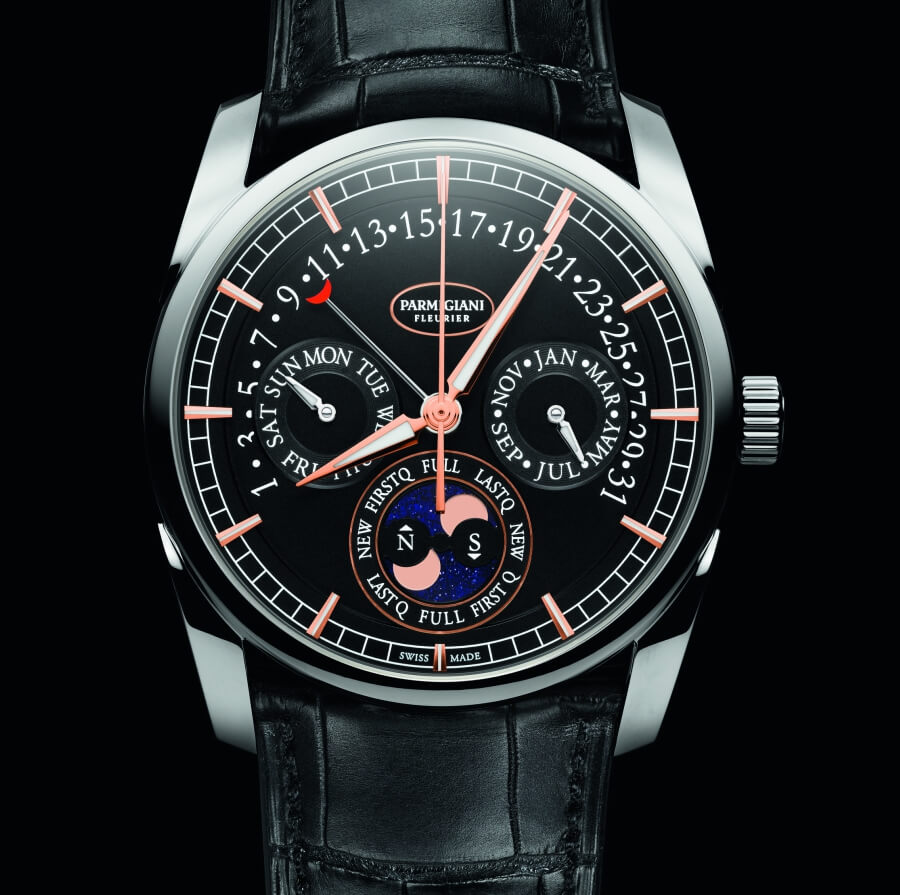 Parmigiani In House Movement