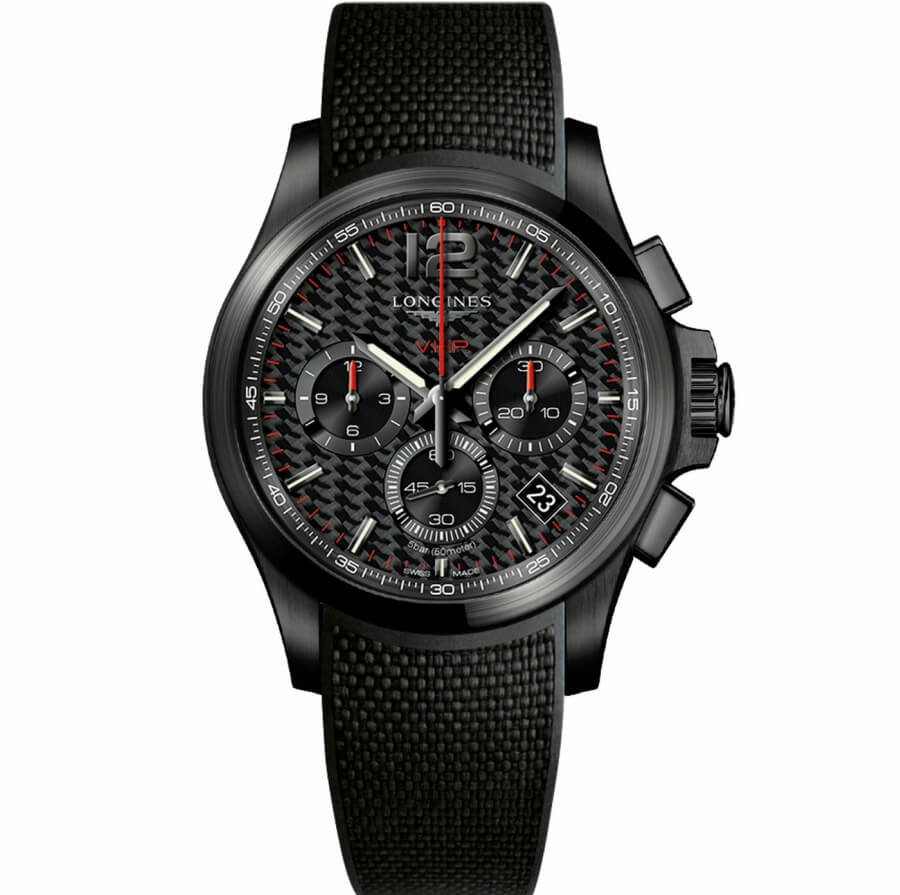Longines Chronograph Review