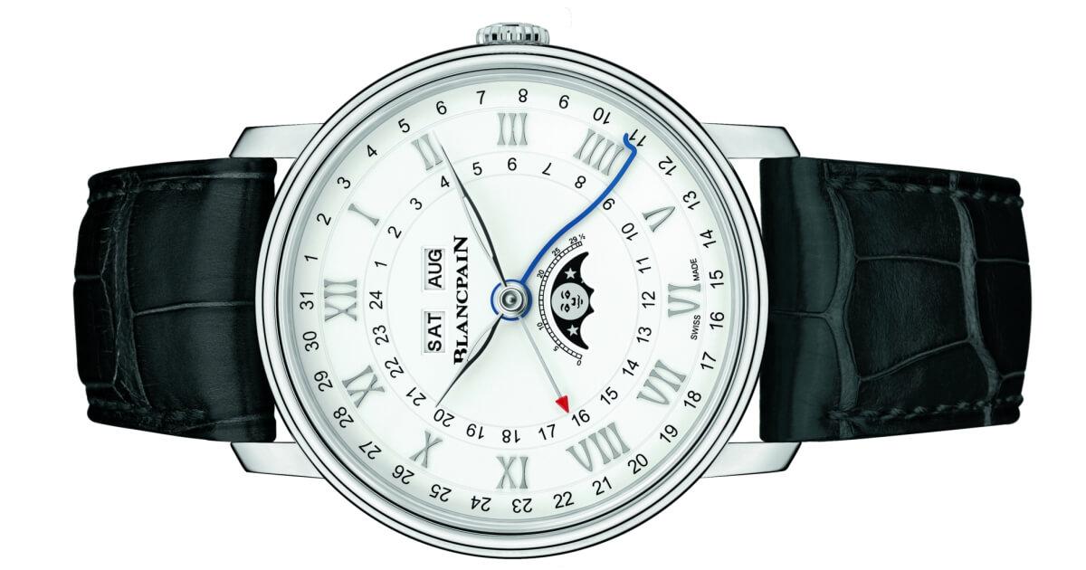 Pre-Baselworld 2018 Blancpain Villeret Quantième Complet GMT