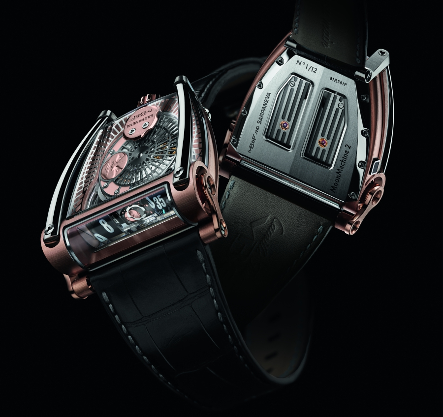 MB&F MoonMachine 2 Watch