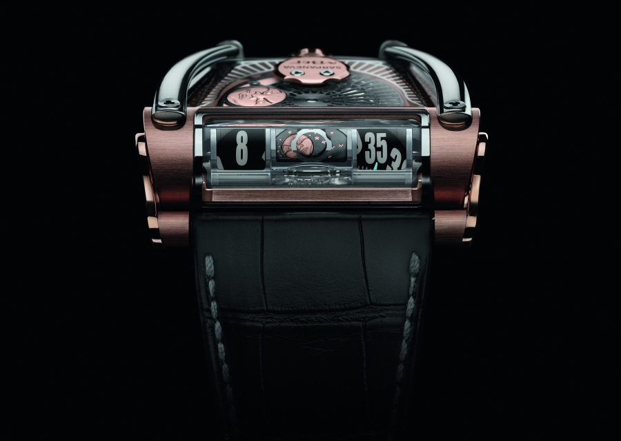 The New MB&F Watch
