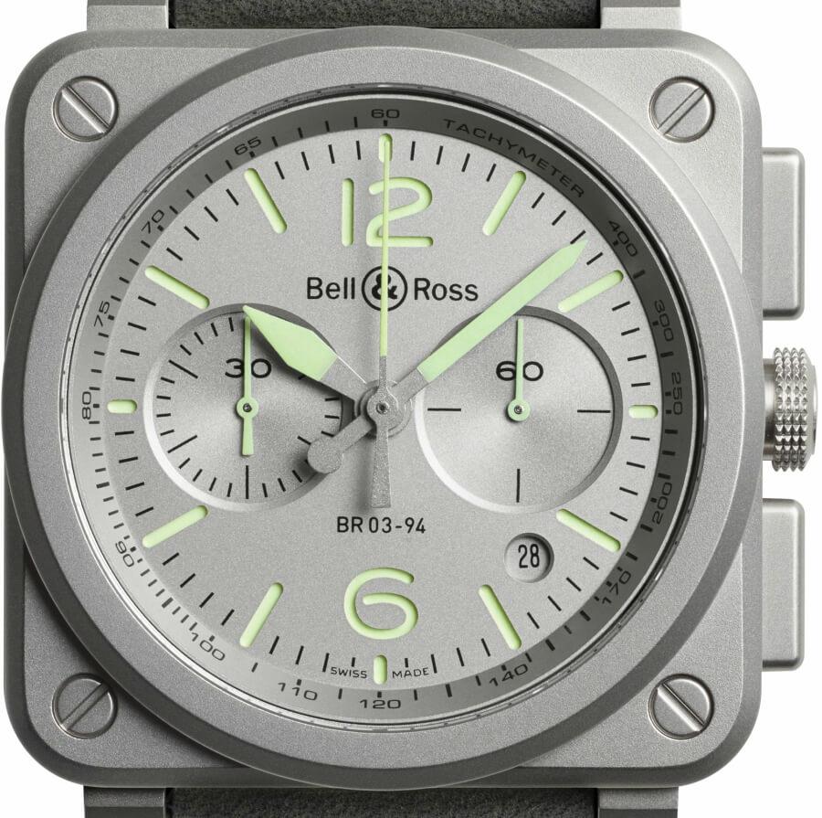 Bell & Ross BR03-94 Horolum