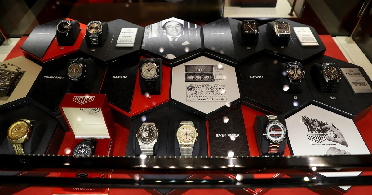 TAG Heuer Opens Museum in Motion Exhibition