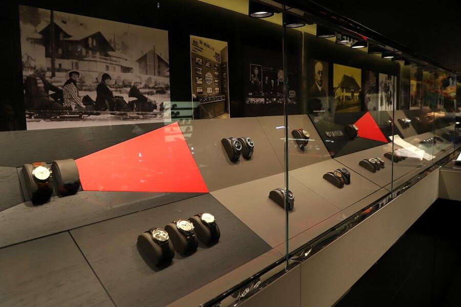 Vintage Heuer Museum