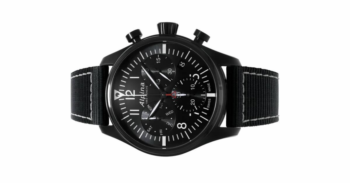 Pre-Baselworld 2018 Startimer Pilot Chronograph Quartz
