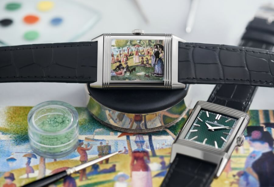 Jaeger-LeCoultre Reverso Tribute Enamel Review
