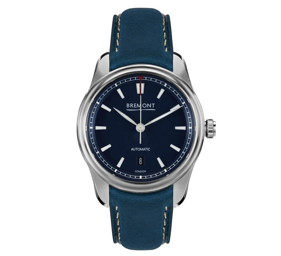 Bremont Watch Blue dial