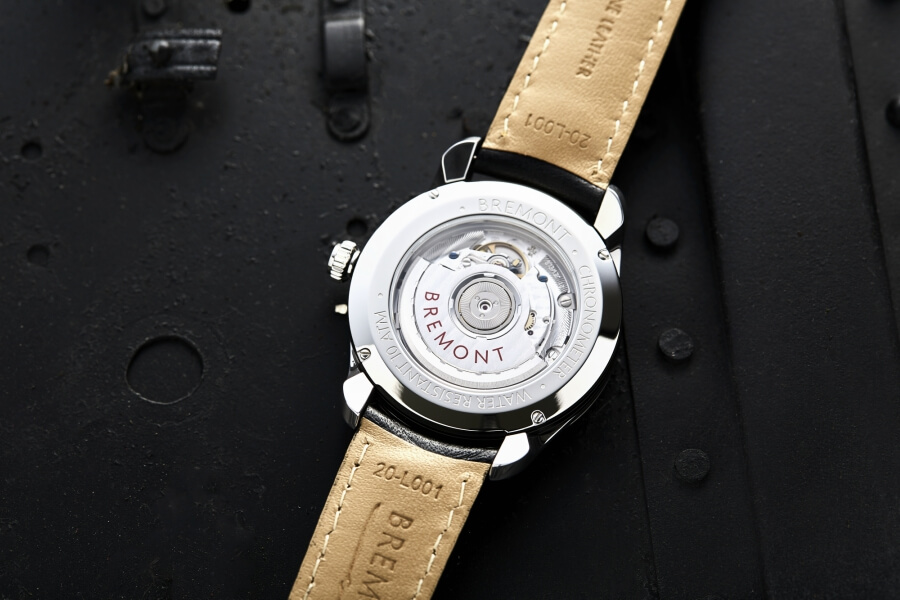 Bremont Movement