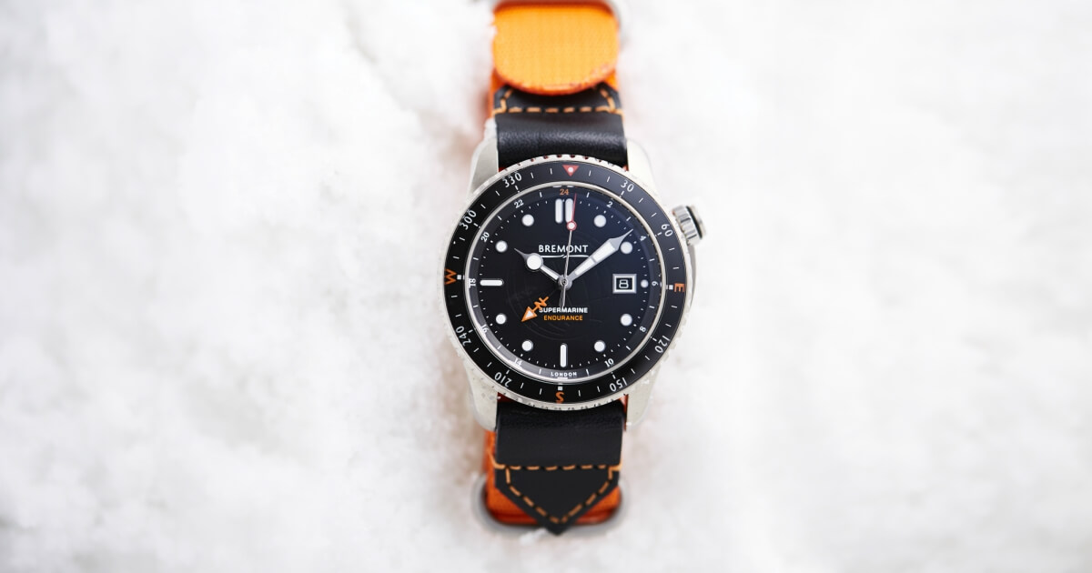 The New Bremont Endurance Limited Edition