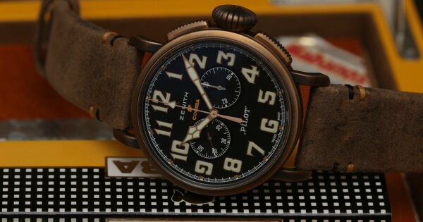 Zenith Pilot Type 20 Special Editions