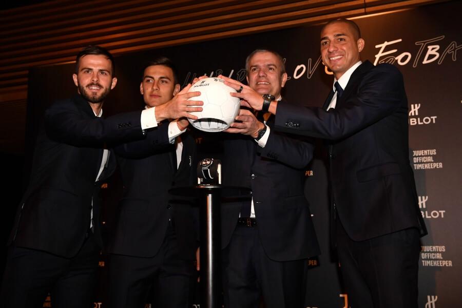 Hublot Juventus Torino
