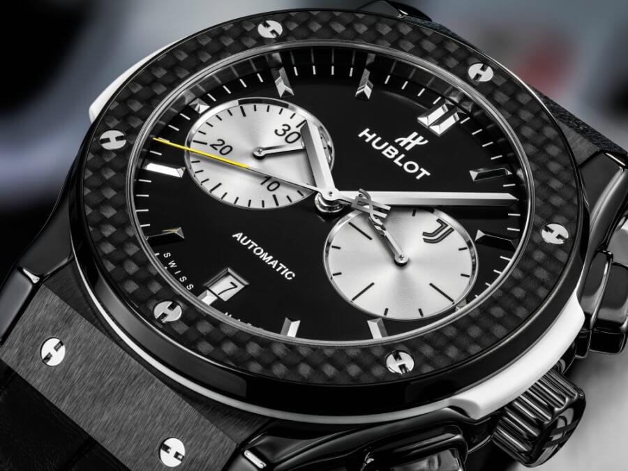 Hublot Juventus Chronograph
